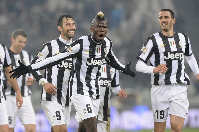 """Italija: talentingojo P.Pogbos šou ir triuškinanti """"Juventus"""" pergalė"""
