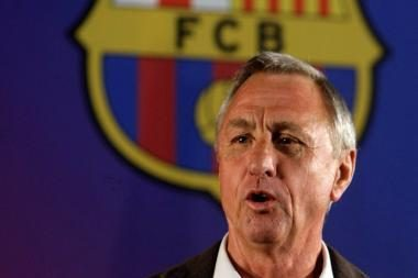 J.Cruyffas Čempionų lygos finale pergalę prognozuoja
