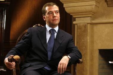 Ilginama Rusijos prezidento kadencija