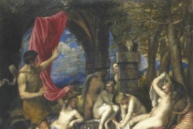 Už Ticiano paveikslą - 50 mln. svarų sterlingų