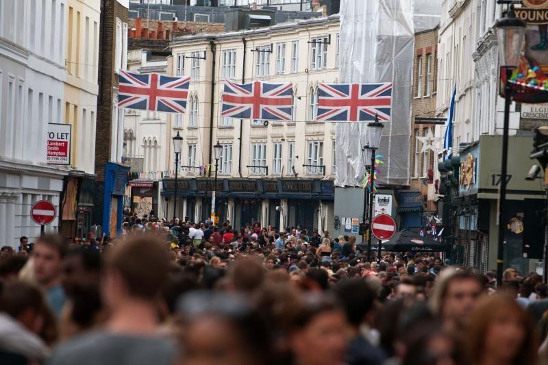 Anglijoje gyvena per 95 tūkst. lietuvių, Londone – beveik 40 tūkst.