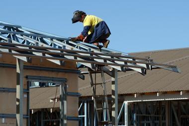 Statybos sąnaudų kainos padidėjo 0,6 procento