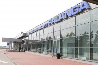 Palangos oro uostas skelbs keleivių terminalo plėtros konkurso nugalėtoją