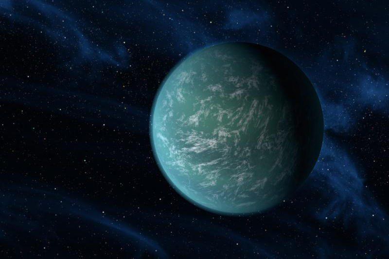 Artima žvaigždė gali turėti į Žemę panašią planetą