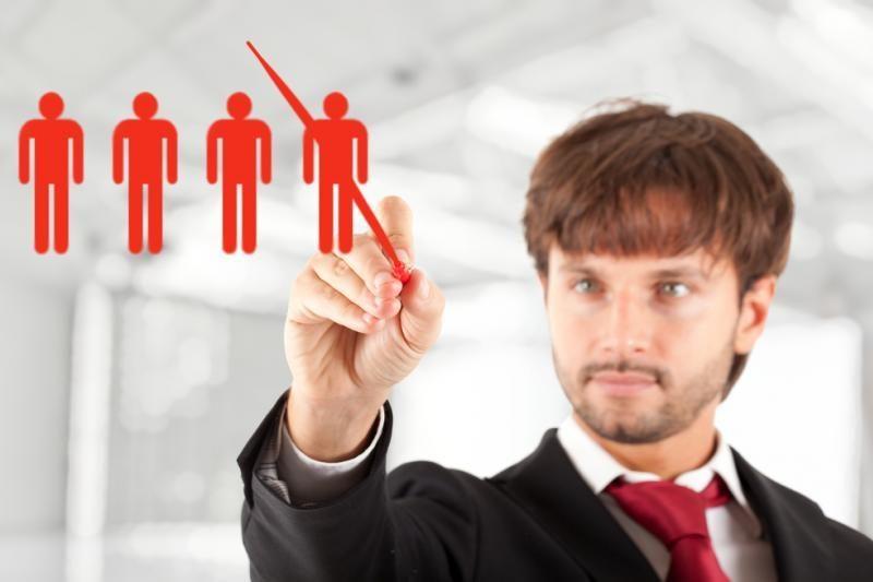 Vyriausybė sieks mažinti jaunimo nedarbą