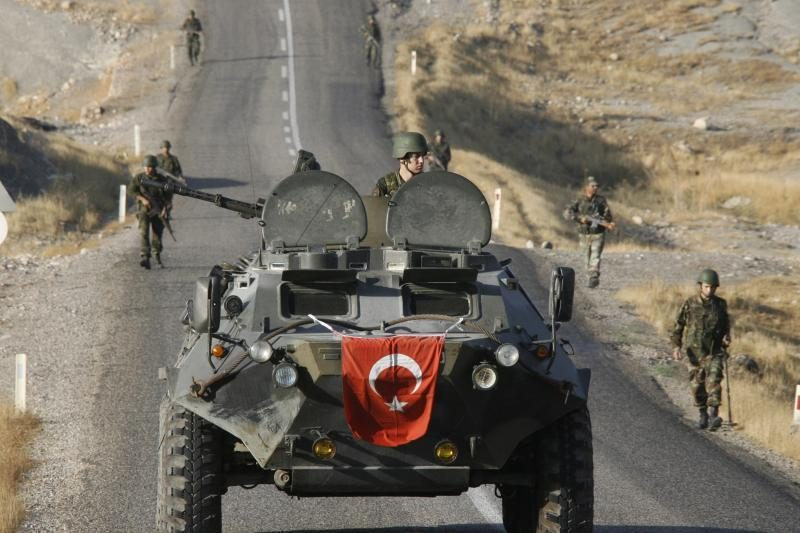 Kas Turkijai iš narystės Europos Sąjungoje?