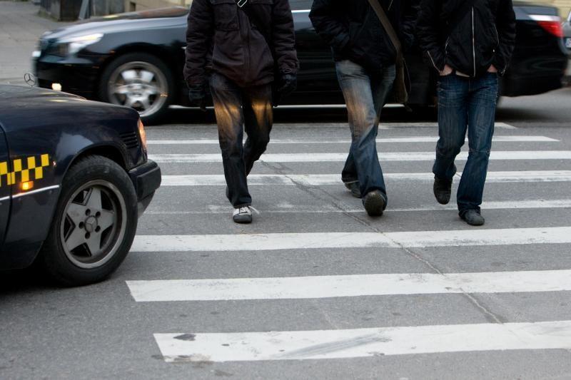 Klaipėdoje pėsčiųjų perėjose – daugiau saugumo
