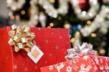 Kalėdų senio maišas nebebus toks pilnas