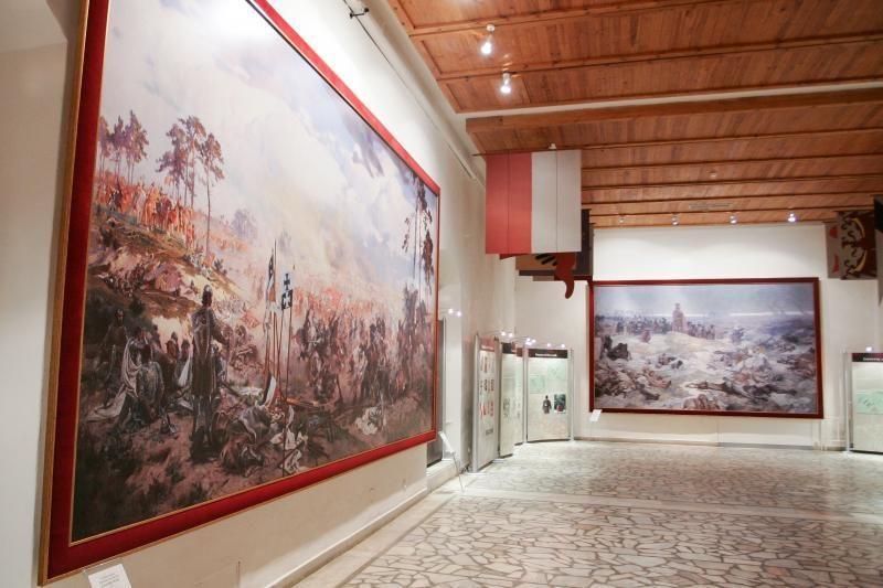 Dešimčiai Lietuvos muziejų skirta per 0,5 mln. vertybėms įsigyti