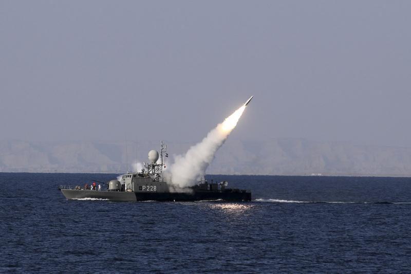 Iranas pasiuntė savo karo laivus į Viduržemio jūrą