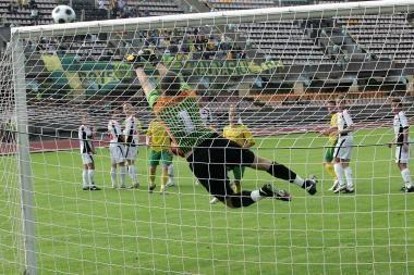 Antroji pergalė: Lietuva įveikė Austriją 2-0