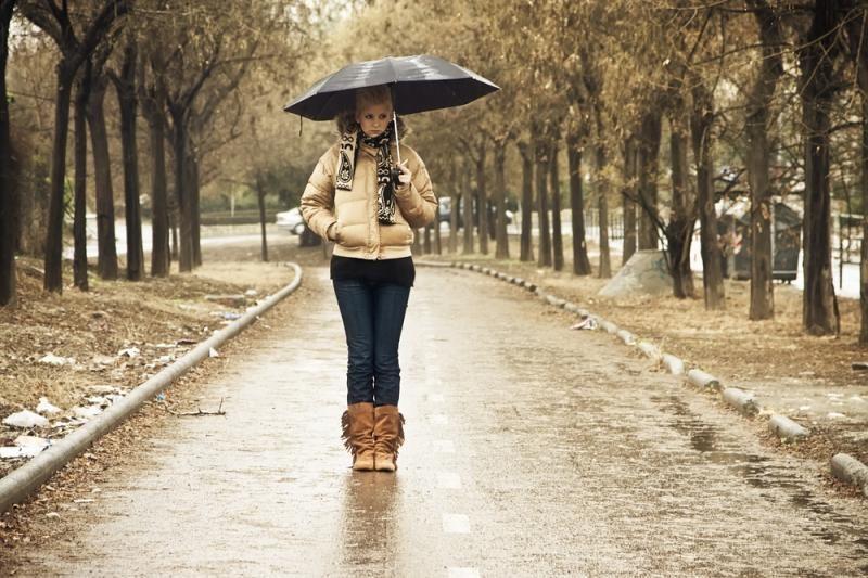 Vakarų Lietuvoje lyja, kitur - dulksna
