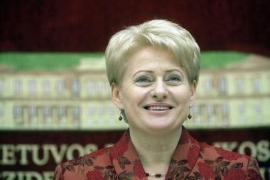 D.Grybauskaitės politika - apgalvota strategija siekiant ES prezidento posto?
