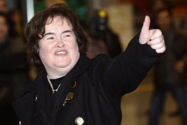 Britų sensacija Susan Boyle ieško gyvenimo draugo