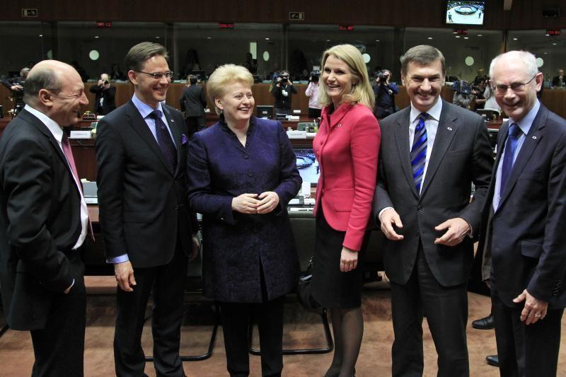 Dėl ES biudžeto susitarta, Lietuva gaus 10 proc. daugiau (papildyta)
