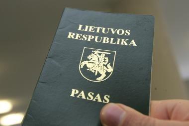Lietuvos pilietybę 2008-aisiais gavo 310 užsieniečių - mažiausiai ES