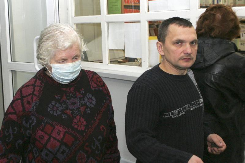 Šilutės rajone skelbiama gripo epidemija (kaip elgtis susirgus)