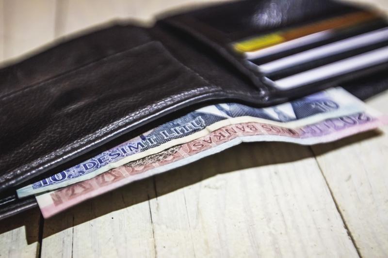 Banko analitikė: atlyginimų pavasaris – ne už kalnų