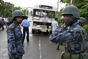 Šri Lankoje per atsitiktinį sprogimą žuvo mažiausiai 60 žmonių