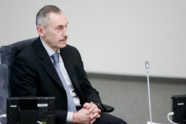 """A.Sekmokas: į Stokholmo arbitražą kreipęsis """"Gazprom"""" daro spaudimą Seimui"""