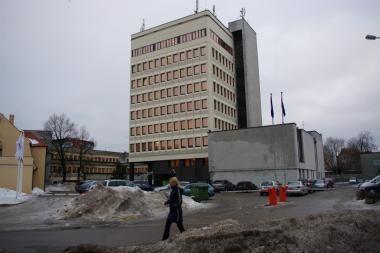 """Uosto direkcija nusipirko """"DFDS Lisco"""" pastatą"""