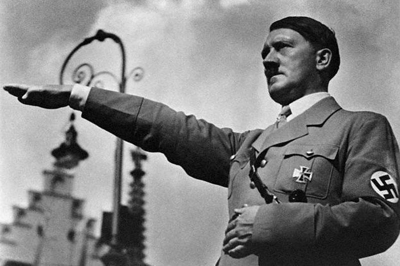A.Hitlerį kamavo nekontroliuojamas meteorizmas