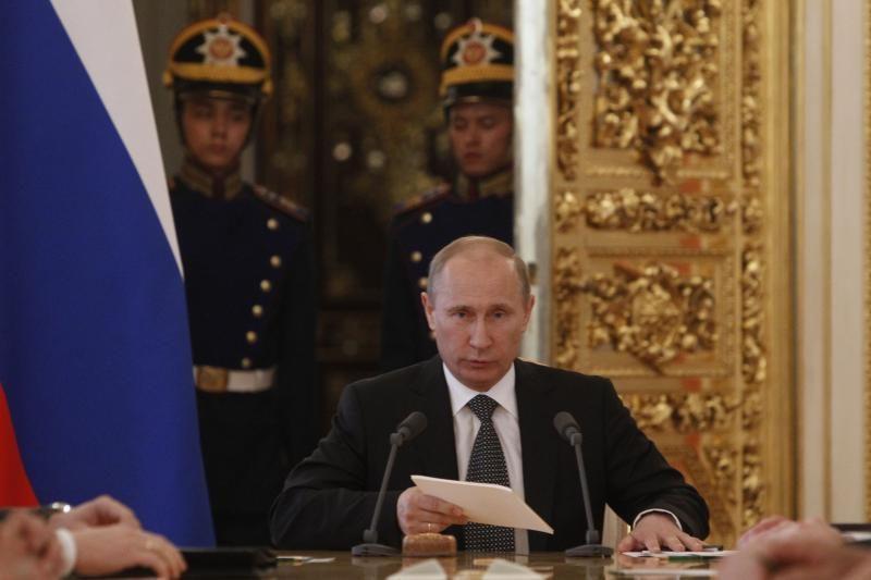 Putinas pasveikino telefonu N.Nazarbajevą jo gimimo dienos proga