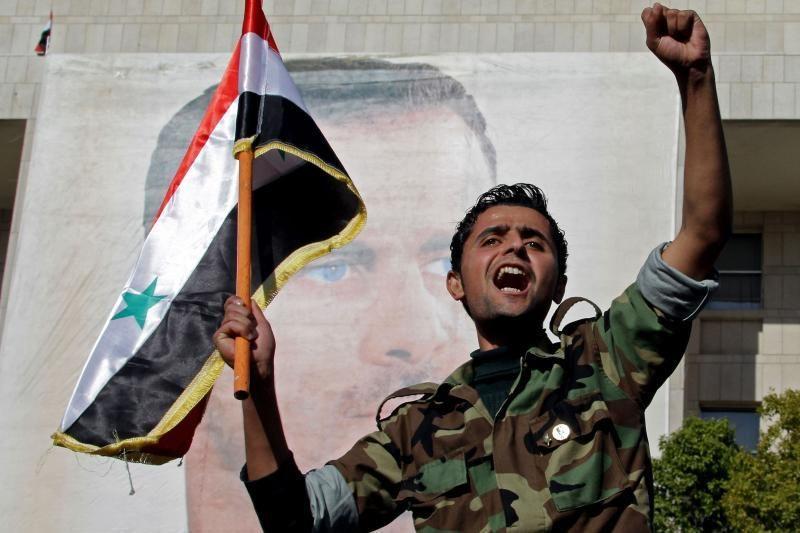 Sirijos opozicija prašo JT karinės intervencijos