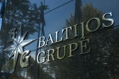 """""""Baltijos grupės"""" vadovas kaltinamas nusikalstama veikla"""