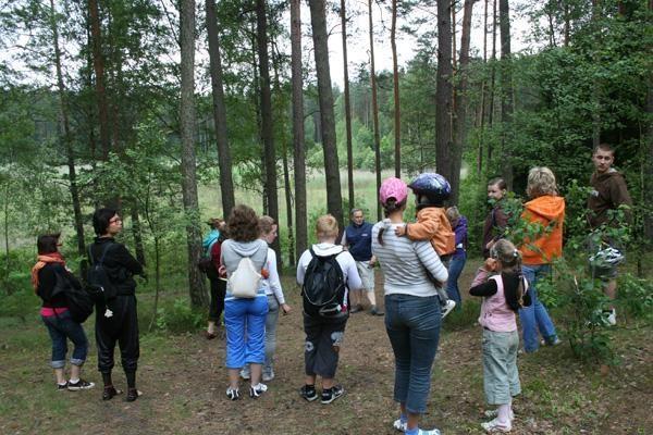Ketvirtadieniais rengiamos iškylos regioniniuose parkuose