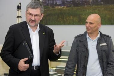 G.Klimkevičius ir G.Babravičius – ne pusbroliai