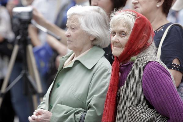 A.Kubilius: neplanuojame taupyti pensininkų sąskaita