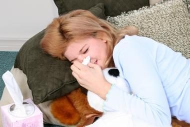 Gripu susirgo 19 klaipėdiečių