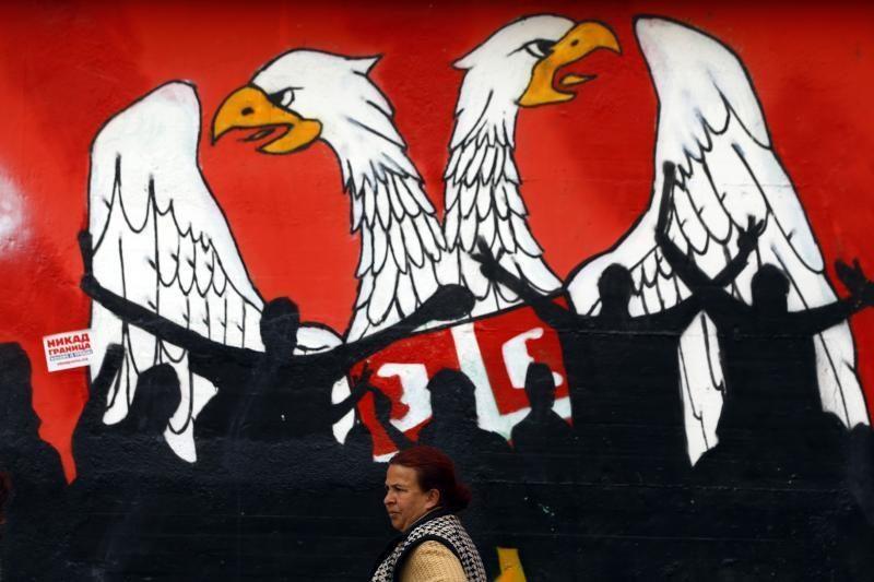 Serbijos vyriausybė patvirtino susitarimą su Kosovu