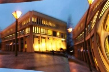Seimo I rūmus ketinama rekonstruoti moderniai
