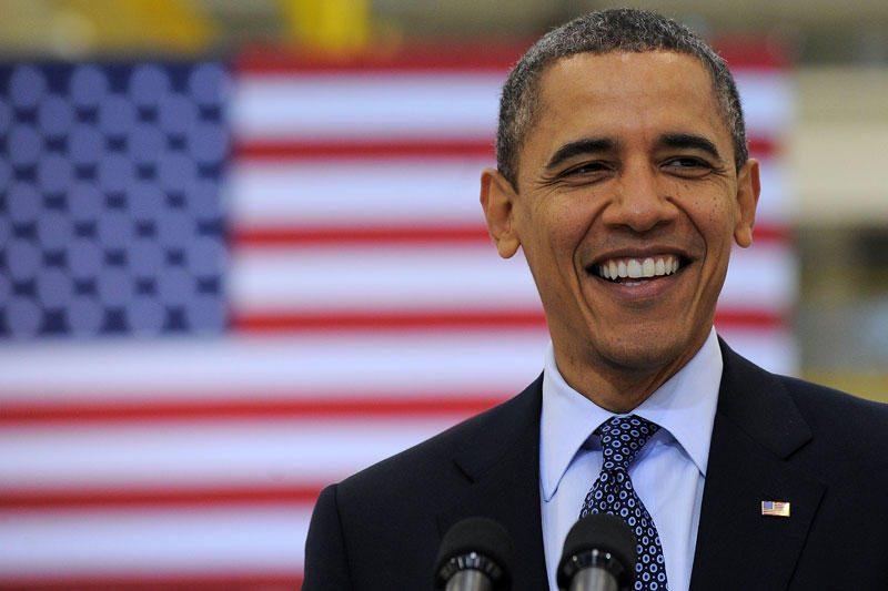 """B.Obama paprašė NASA ekspertų pranešti jam, jei jie """"rastų marsiečius"""""""