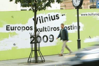 Vilnius intensyviai reklamuojamas Europai