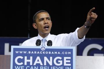 B.Obama ir H.Clinton žada vienyti jėgas