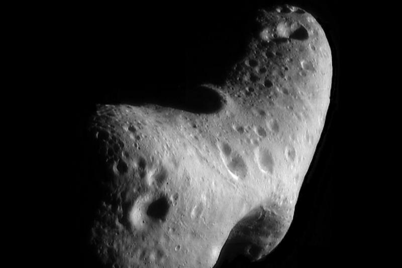 Žemei grasinantis asteroidas penktadaliu didesnis nei manyta