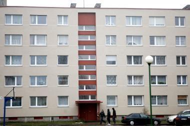 Klaipėdiečiai savo butus siūlo savivaldybei