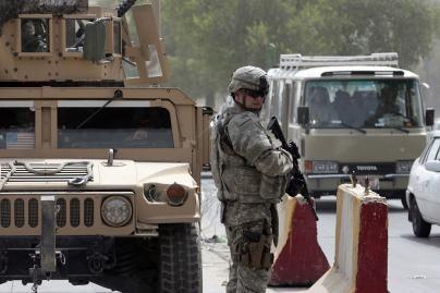 JAV kariai Irake tarnaus trumpiau