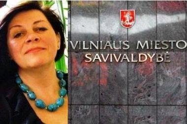 Vilniaus miesto tarybos sekretoriatui vadovauja M.Butkienė