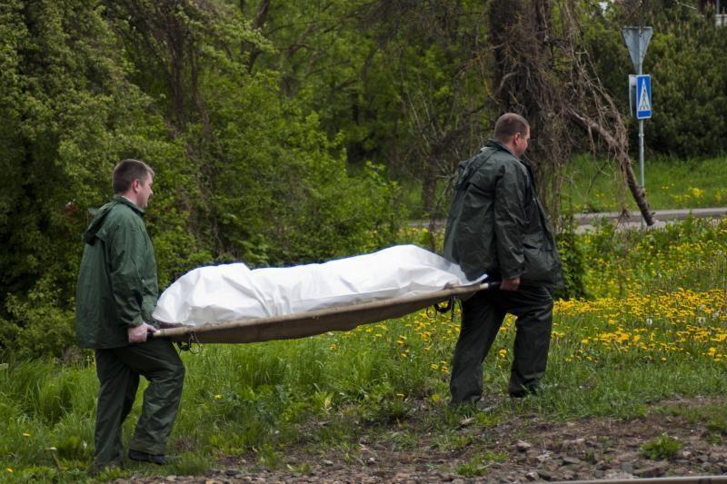 Prie Klaipėdos traukinys nutrenkė pagyvenusį vyrą