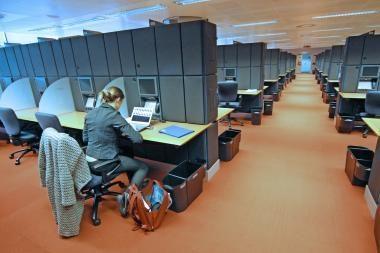 Estijoje sparčiai didėja darbo pasiūla