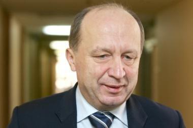 Premjeras nežino, ką A.Valinskas norės siūlyti kultūros ministru