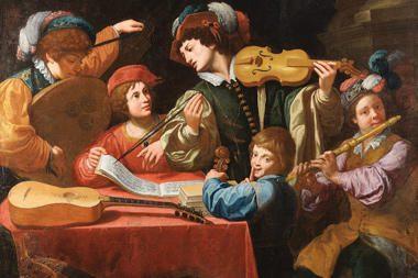 Valdovų rūmai teigia turintys ypatingą Europos barokinės tapybos kūrinį
