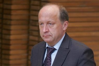 Premjeras su Prezidente aptars D.Staponkaus kandidatūrą į kultūros ministrus