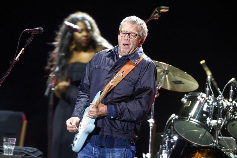 E.Claptonas pristatė pirmąją naujo albumo dainą
