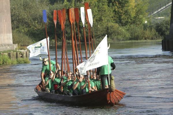 Antrąkart rengiama regata patikrins studentų ištvermę