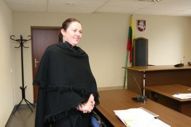 Teismas išteisino A.Stancikienę